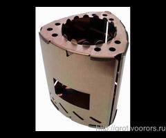 Походная складная мини печь Aeroheat Tourbox по цене производителя