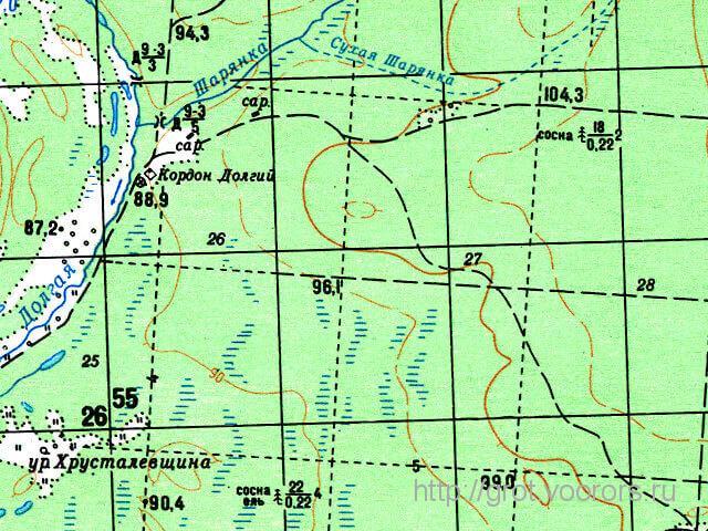 Подробные карты для навигаторов Garmin