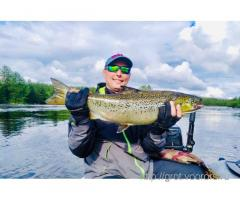Рыбалка на реках и лесных озёрах
