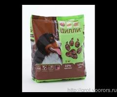 Отличный корм Дилли для Вашей собаки